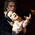 Onéguine : Isabelle Ciaravola et Hervé Moreau