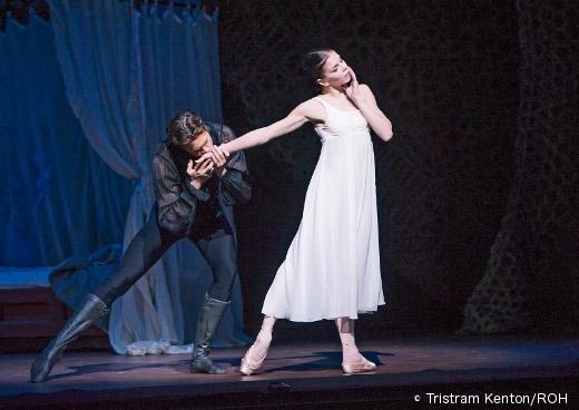 Onéguine - Matthew Golding et Natalia Ossipova