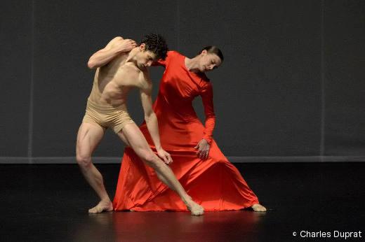 Stéphane Bullion et Marie-Agnès Gillot - Orphée et Eurydice
