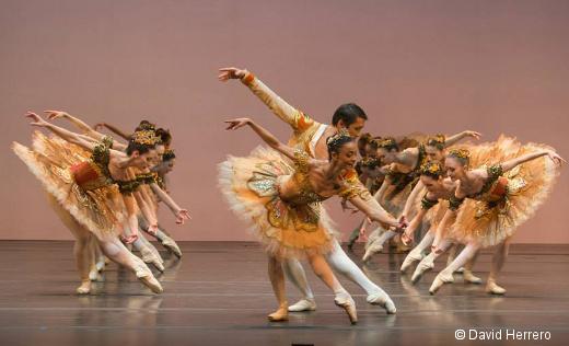 Paquita (Grand Pas) - Ballet du Capitole