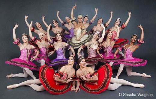 Paquita, Les Ballets Trockadéro de Monte Carlo