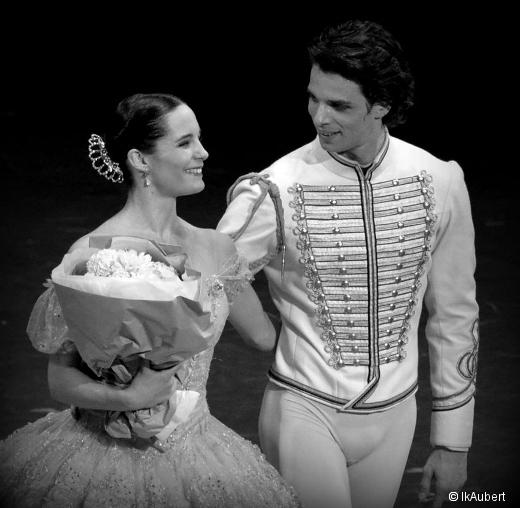 Paquita - Amandine Albisson et Florian Magnenet (saluts)