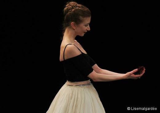 Myriam Ould-Braham - Répétition de Paquita