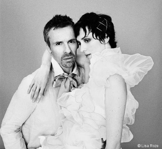 Para-ll-èles - Nicolas Le Riche et Clairemarie Osta