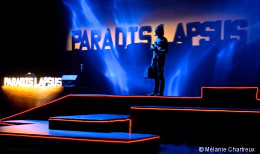 Paradis Lapsus de Pierre Rigal