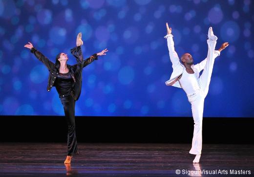 Pas de Duke d'Alvin Ailey - Alvin Ailey American Dance Theater