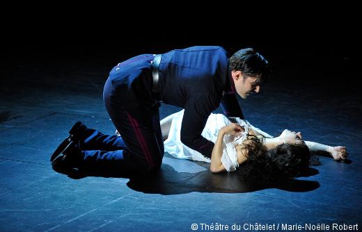 Passion - Ryan Silverman (Giorgio Bachetti) et Natalie Dessay (Fosca)