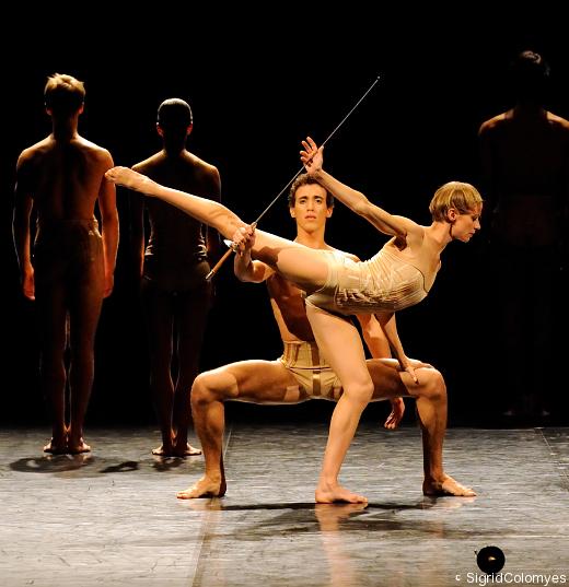 Ballet de Bordeaux - Petite Mort de Jirí Kylián
