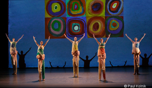Pictures at an Exhibition d'Alexeï Ratmansky