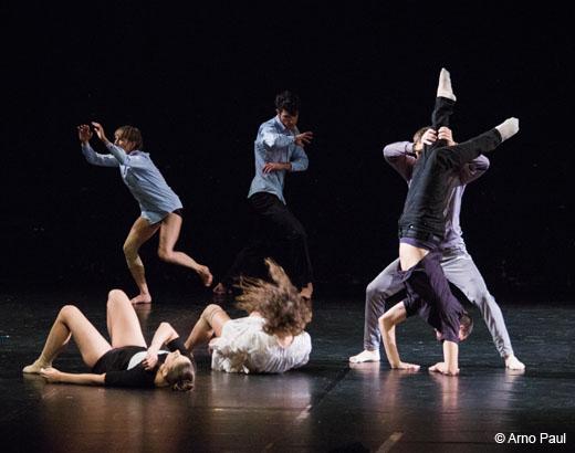 Plaisirs Inconnus - CCN Ballet de Lorraine