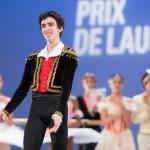 Garegin Pogossian raconte son Prix de Lausanne