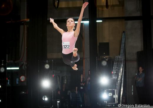 Maria Martyanova au Prix de Lausanne 2015