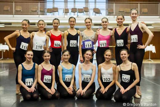 Prix de Lausanne - Les filles 15-16 ans