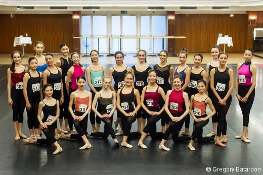 Prix de Lausanne - Les filles 17-18 ans