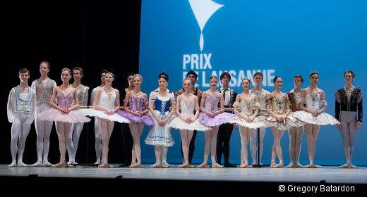 Les finalistes du Prix de Lausanne 2015