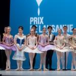 Prix de Lausanne – Ecoles et compagnies choisies par les lauréat-e-s 2015