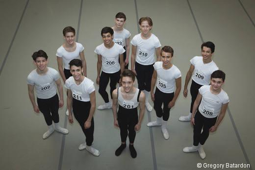 Prix de Lausanne - Les garçons 15-16 ans