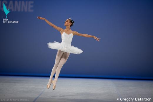 Diane Saller - Prix de Lausanne 2014