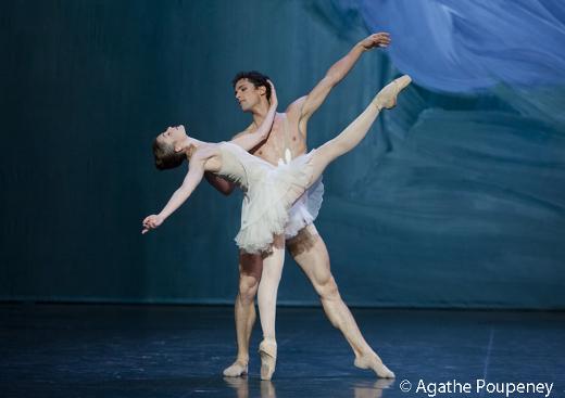 Aurélie Dupont et Hervé Moreau - Psyché d'Alexeï Ratmansky