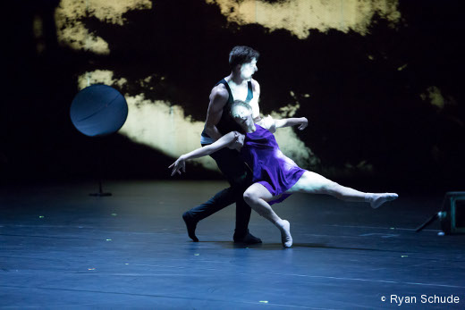 Quintett de William Forsythe - L.A. Dance Project