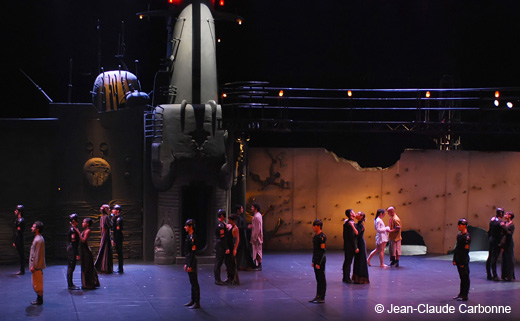 Roméo et Juliette d'Angelin Preljocaj