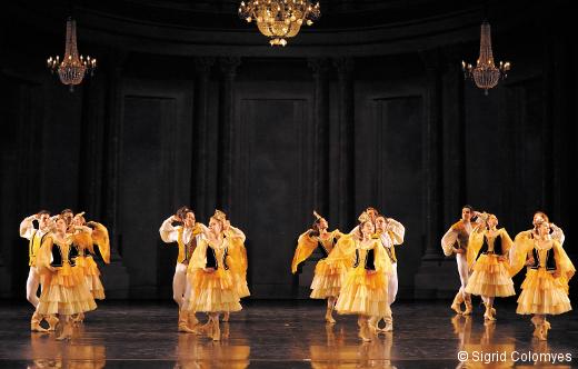 Raymonda - Ballet de l'Opéra de Bordeaux