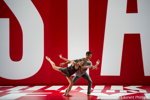 Reflections de Benjamin Millepied - L.A. Dance Project