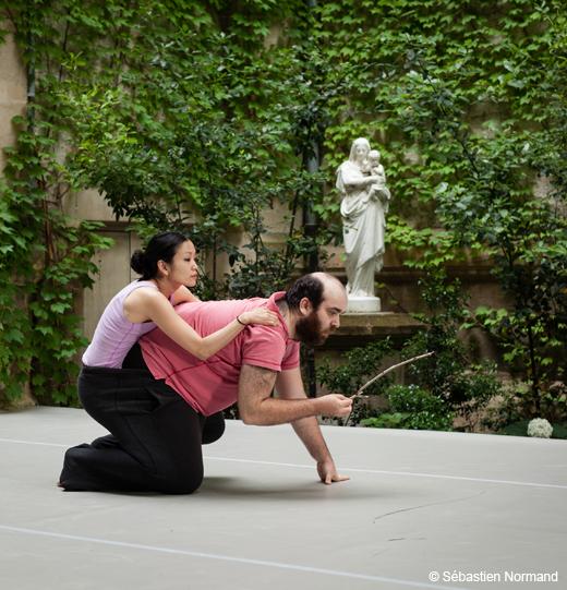 Religieuse à la fraise de Kaori Ito et Olivier Martin-Salvan