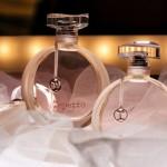 Dorothée Gilbert égérie du premier parfum Repetto