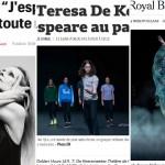 Revue de presse dansée, S14-15 EP36