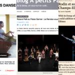 Revue de presse dansée, S12-13 EP4