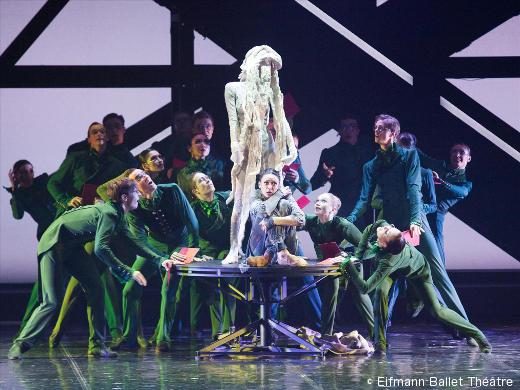 Rodin et son Eternelle Idole - Eifman Ballet Saint-Pétersbourg