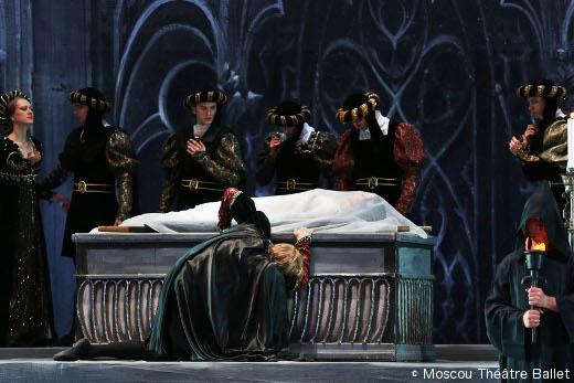 Roméo et Juliette - Moscou Théâtre Ballet