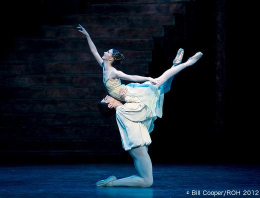 Royal Ballet de Londres - Lauren Cuthbertson et Federico Bonelli - Roméo et Juliette de Kenneth MacMillan