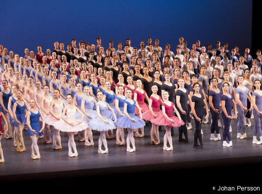 La Royal Ballet School