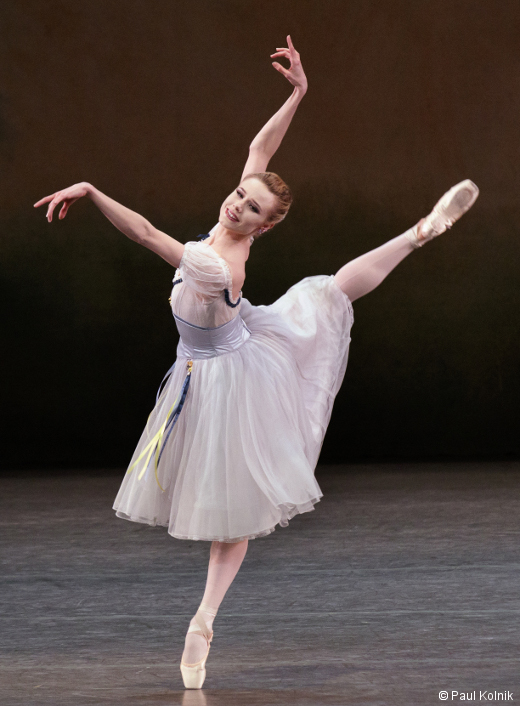 Sara Mearns- Bournonville Divertissments