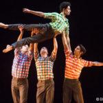 Programme Forsythe/Maliphant/Millepied – Ballet de l'Opéra de Lyon