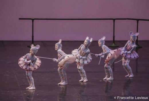 Scaramouche - École de Danse de l'Opéra de Paris