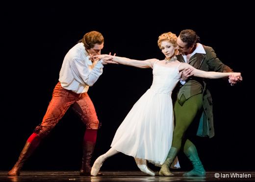 Manon de Kenneth MacMillan - Raphael Coumes-Marquet, Melissa Hamilton et Fabien Voranger