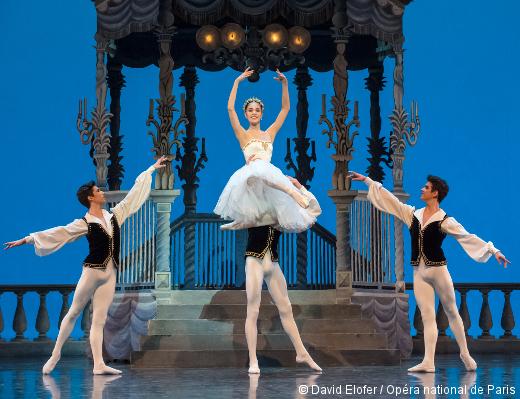 Soir de fête - École de Danse de l'Opéra de Paris