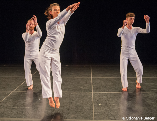Solo Olos de Trisha Brown