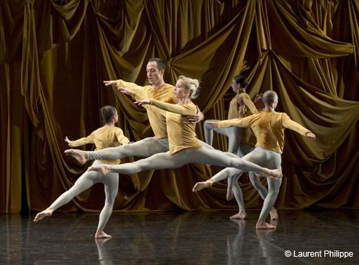 Sounddance de Merce Cunningham par le Ballet de Lorraine