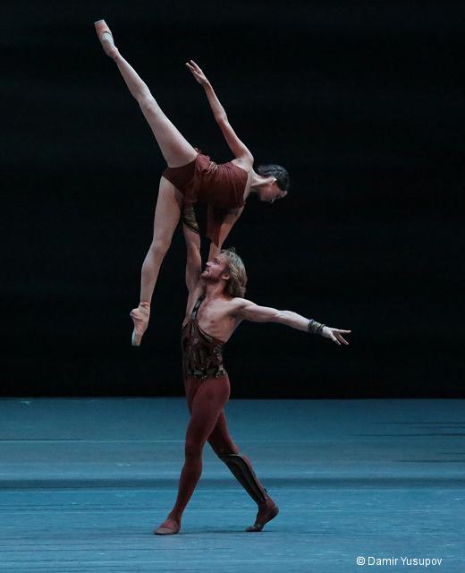 Spartacus - Ballet du Bolchoï