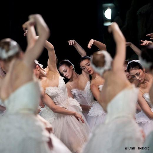 Le Lac des cygnes - Grand Ballets Canadiens de Montréal (2010)