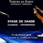 Stage de danse avec Patrick Dupond et Marie-Claude Pietragalla