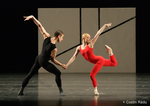 Steptext - Semperoper Ballett de Dresde