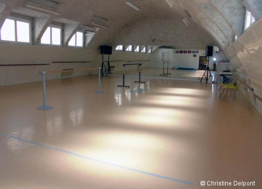 Centre chorégraphique de Sandra Marrassé