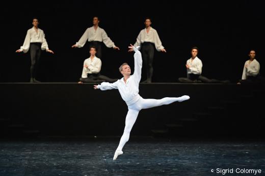 Suite en blanc de Serge Lifar - Ballet de l'Opéra de Bordeaux