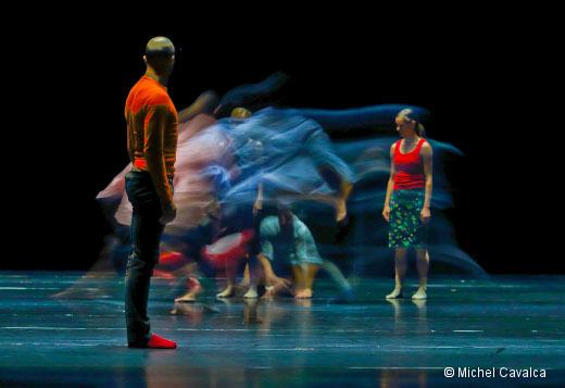 Sunshine d'Emanuel Gat - Ballet de l'Opéra de Lyon