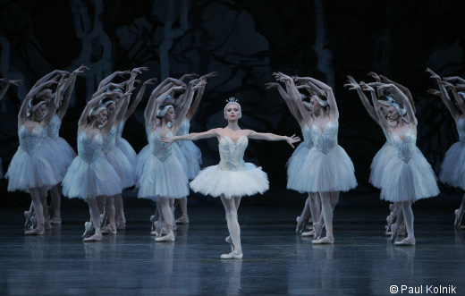Swan Lake- Sara Mearns